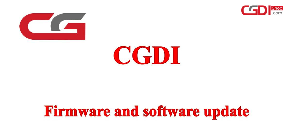 "CGDI Prog BMW MSV80 key programmer is able to update firmware and software on the official site: www.cgprogcar.com. Below parts incl. CGDI Prog Firmware and software update instruction. 图cgdi-prog-firmware-software-update-instruction.jpg  Part 1: 5 steps to update CGDI Prog Firmware  Step 1. Connect CGDI Pro device to the computer, open CGDI software.  图1  Step 2. Click on ""Setting"" and then ""Upgrade the firmware"", waiting. 图2  Step 3. Updating... 图3  Step 4. CGDI programmer firmware update successfully, again click on ""Upgrade the firmware"". 图4  Step 5. Get message reading "" The version is already up to date without upgrading"". Click on ""OK"".  图5  Done  Part 2: 7steps to update CGDI BMW Prog software  Step 1. Receive message "" There is a new version"", click on ""OK"" 软件更新图1  Step 2. Click on ""Setting"", then ""Check for updates"", waiting until the next dialog box appears.  图2  Step 3. Checking local file.  3  Step 4. Detects a new file, click ""Yes"" to update.  4  Step 5. Downloading file.  5  Step 6. Finish loading software.   6  Step 7. CGDI programmer software update successfully. Ready to use the newest software.   7  Done."