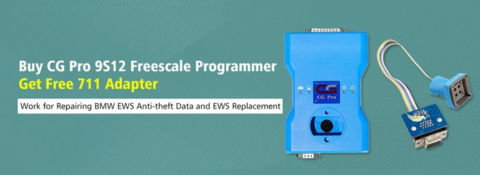 CG Pro 9S12 Freescale Programmer