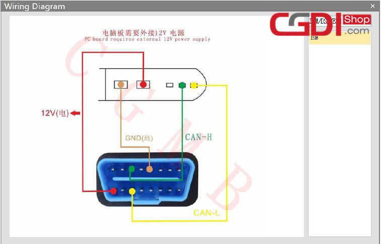 CGDI MB Clean ISM DSM ESM for Benz W164 (5)
