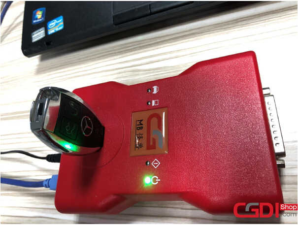 CGDI MB Program New Key for Benz W221 (1)