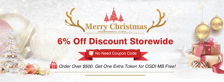CGDI Merry Christmas