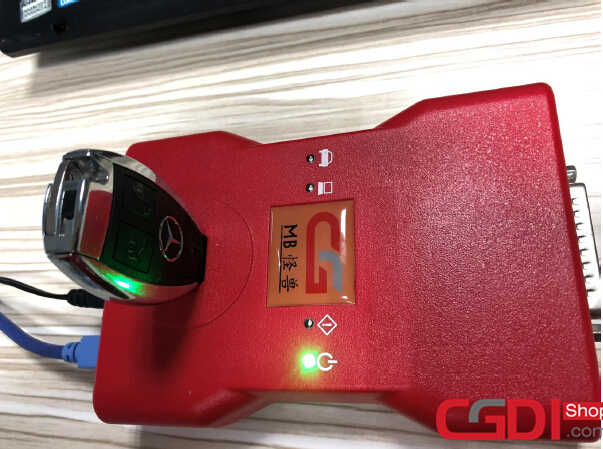 CGDI MB Identify Benz FBS4,BE and 51 Key Information (2)