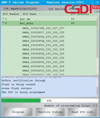 CGDI BMW Program BMW F-serie BDC ECU Programming (8)