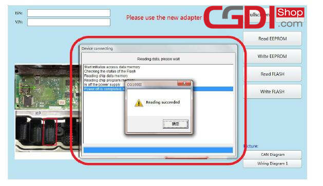 CGDI BMW,CG Pro,CG-100 BMW CAS4+ All Key Lost (11)