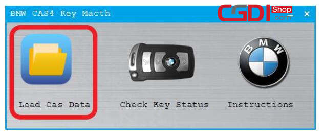 CGDI BMW,CG Pro,CG-100 BMW CAS4+ All Key Lost (14)