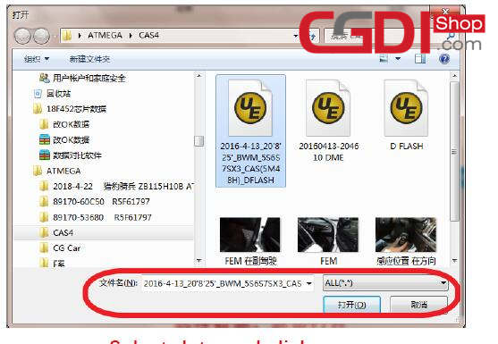 CGDI BMW,CG Pro,CG-100 BMW CAS4+ All Key Lost (15)