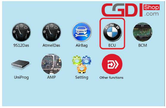 CGDI BMW,CG Pro,CG-100 BMW CAS4+ All Key Lost (7)