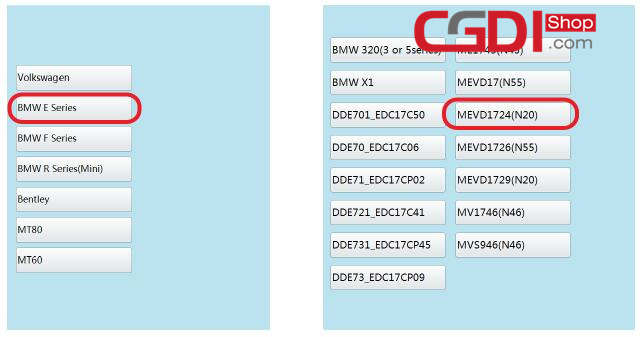 CGDI BMW,CG Pro,CG-100 BMW CAS4+ All Key Lost (8)