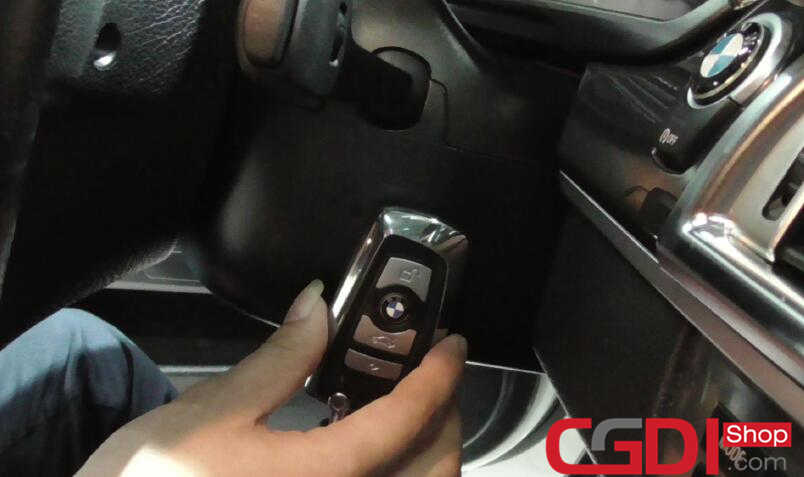 CGDI BMW All Key Lost Programming for BMW CAS3+ (18)
